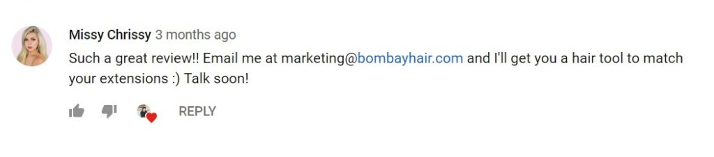 bombay hair review