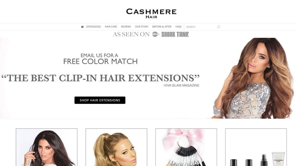 cashmere hair reviews