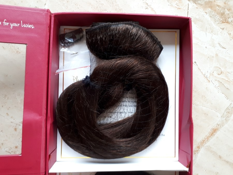 luxy hair reviews