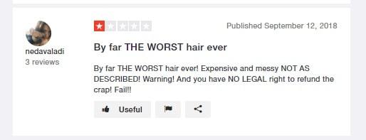 reviewing hair extensions bellami hair