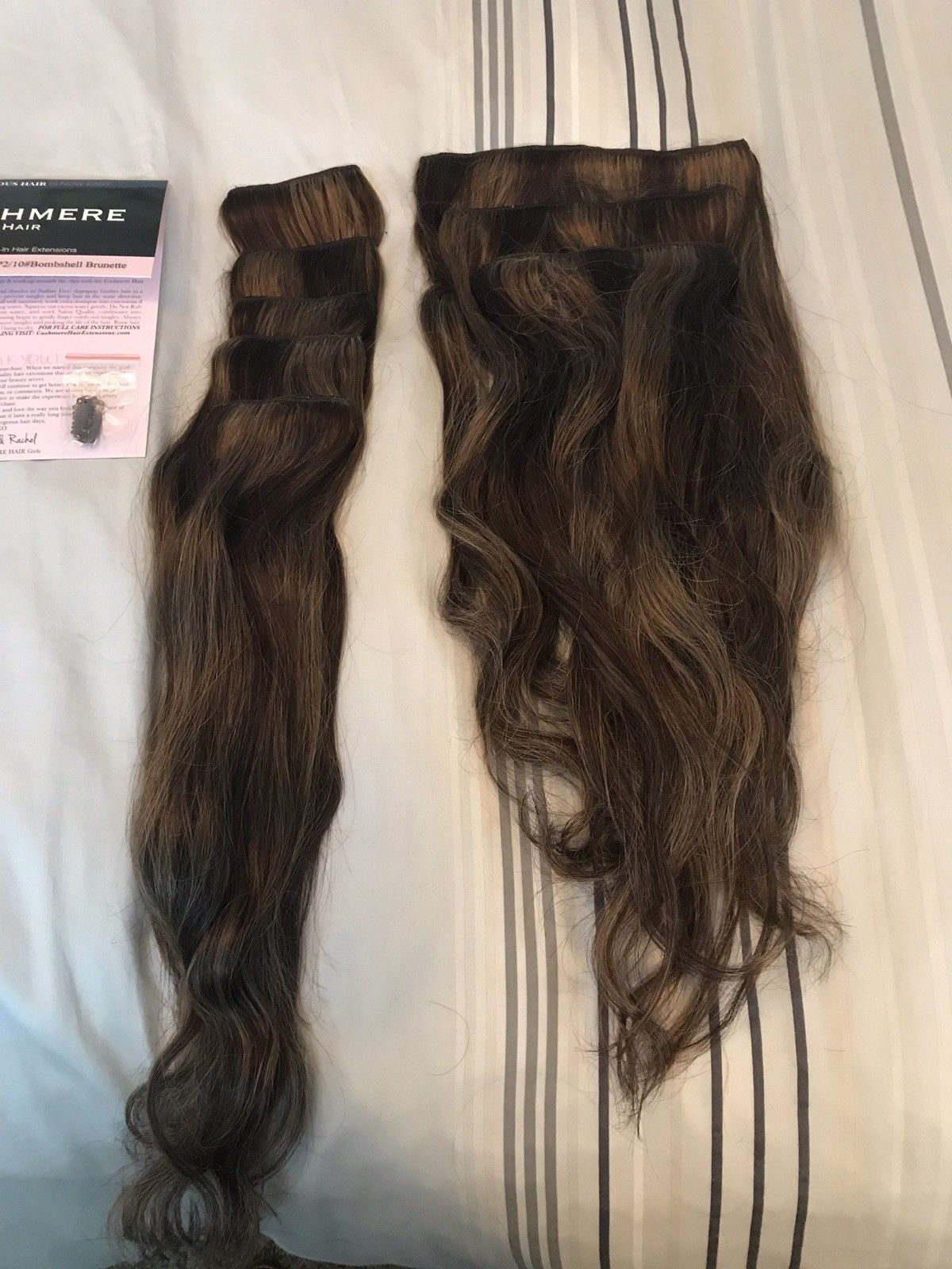 reviewing cashmere hair extensions-min