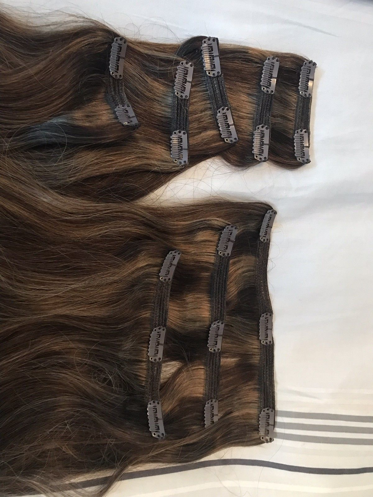 seamless clip in extensions cashmere hair review-min